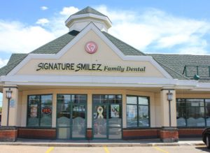 Signature Smilez Family Dental in North Edmonton